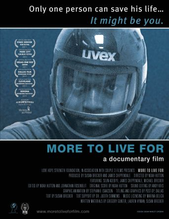 More to Live For Poster
