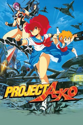 Project A-Ko Poster