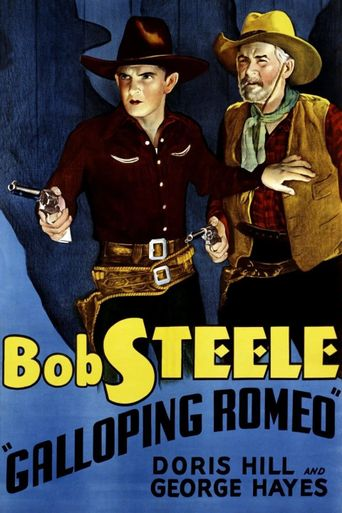 Galloping Romeo Poster