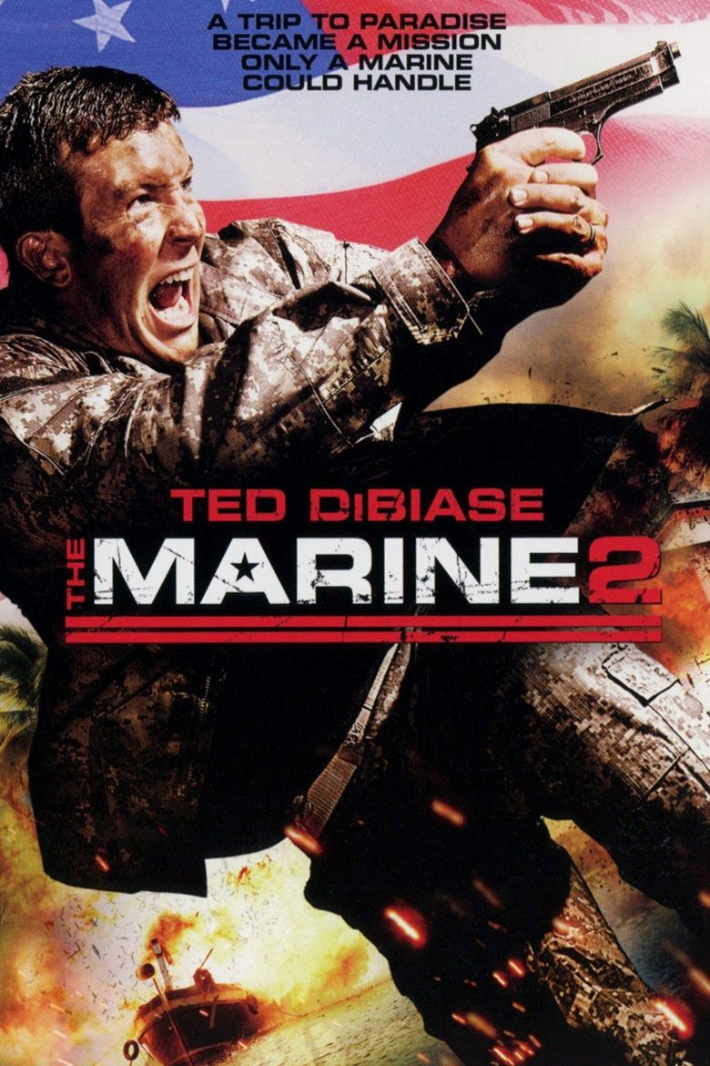 The Marine 2 Poster