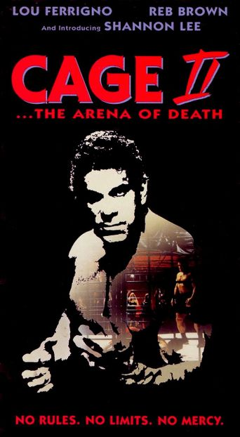 Cage II: The Arena of Death Poster