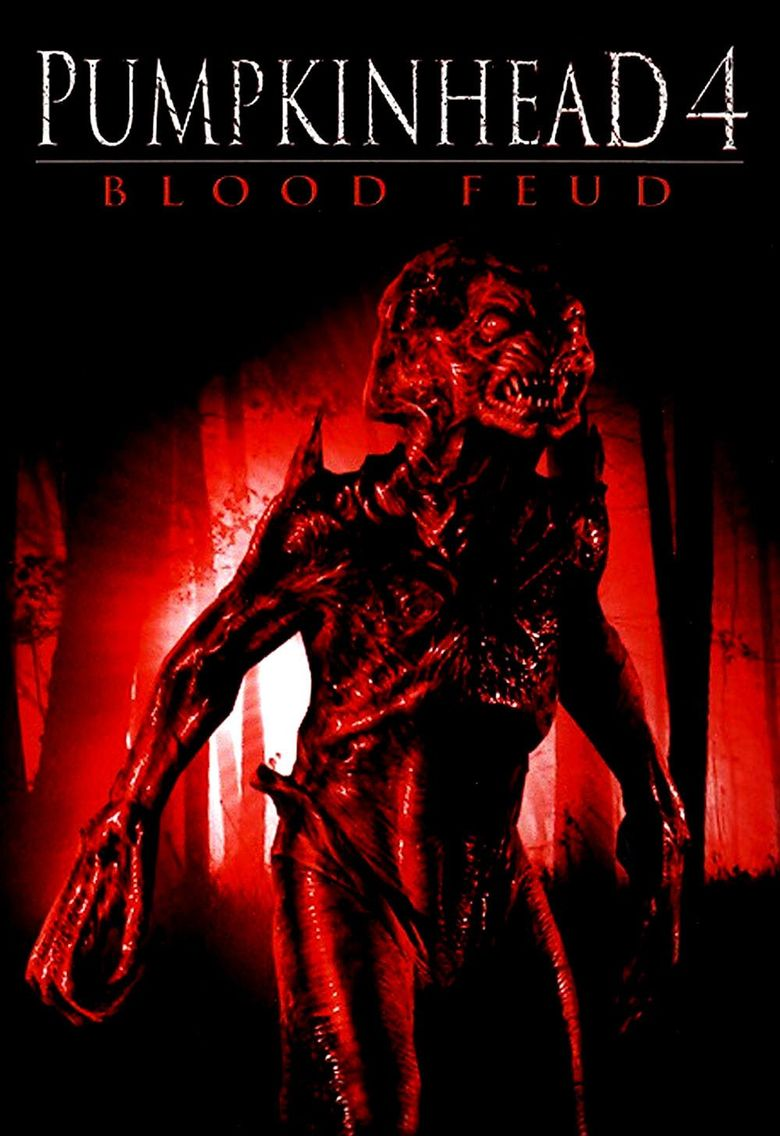 Pumpkinhead: Blood Feud Poster