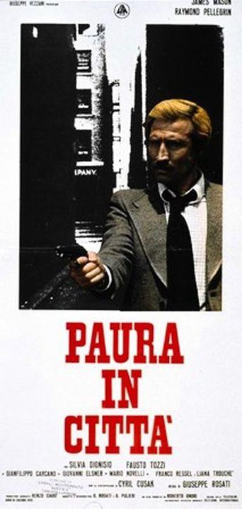 Street War Poster
