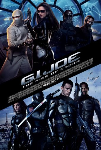Watch G.I. Joe: The Rise of Cobra