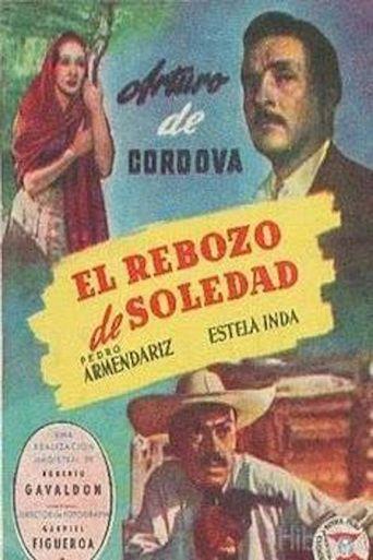 Soledad's Shawl Poster