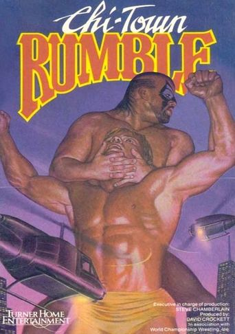 NWA Chi-Town Rumble Poster