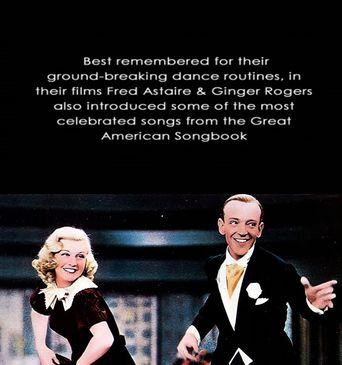Astaire and Rogers Sing the Great American Songbook Poster