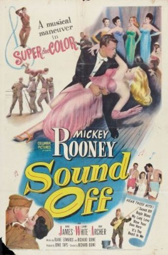 Sound Off Poster