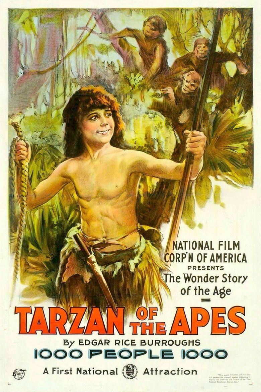 Tarzan of the Apes Poster