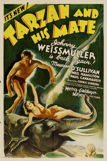 Tarzan and His Mate Poster