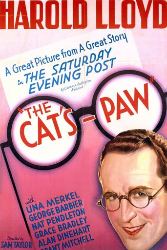 The Cat's-Paw Poster