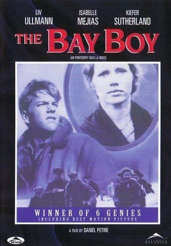 The Bay Boy Poster