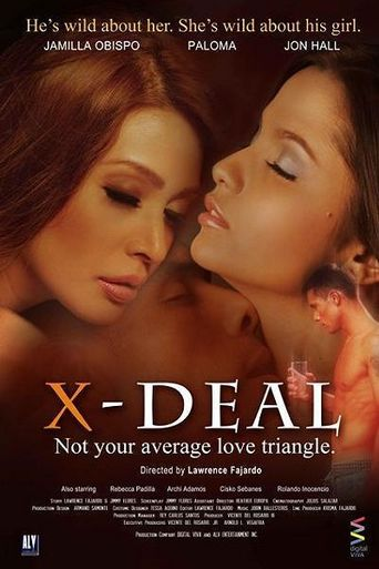 X-Deal Poster