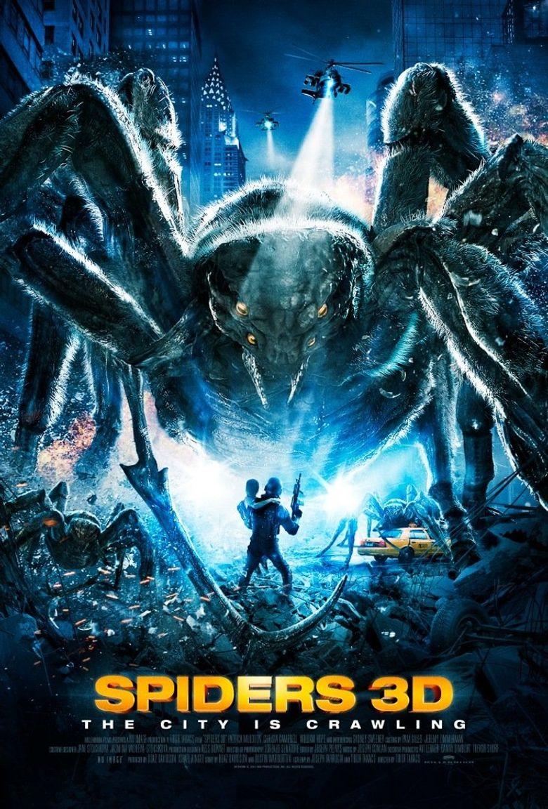 Watch Spiders
