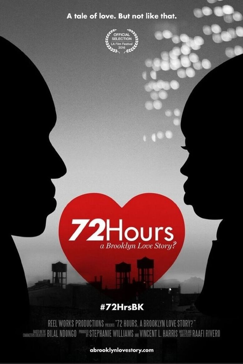 72 Hours: A Brooklyn Love Story? Poster
