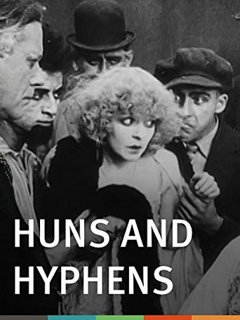 Huns and Hyphens Poster