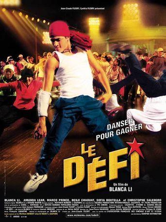 Dance Challenge Poster