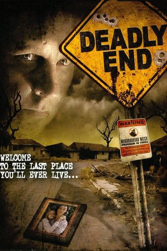 Deadly End Poster