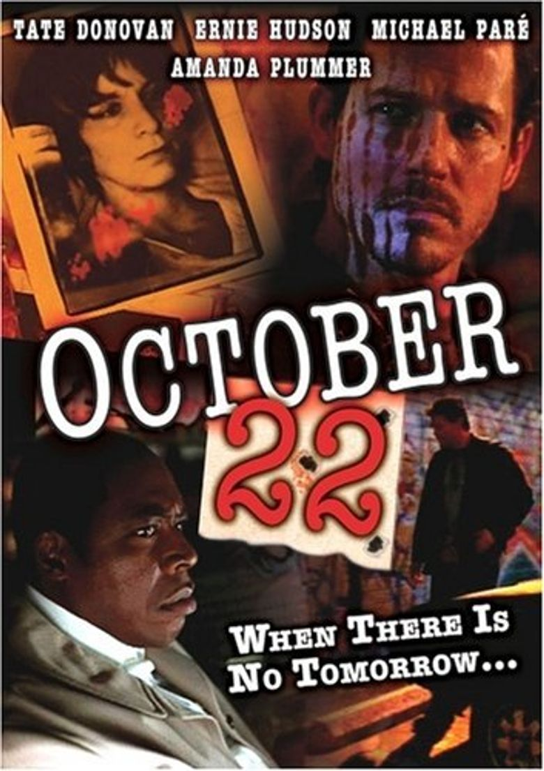 October 22 Poster