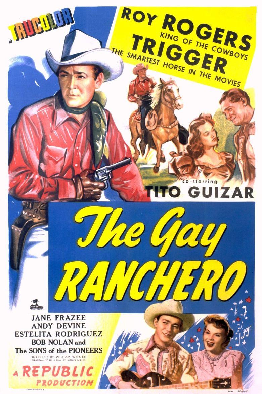 The Gay Ranchero Poster