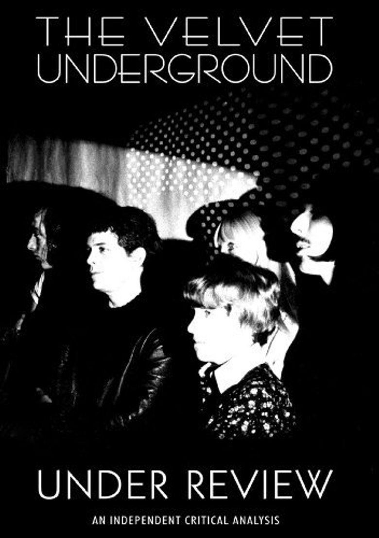 Velvet Underground: Under Review Poster