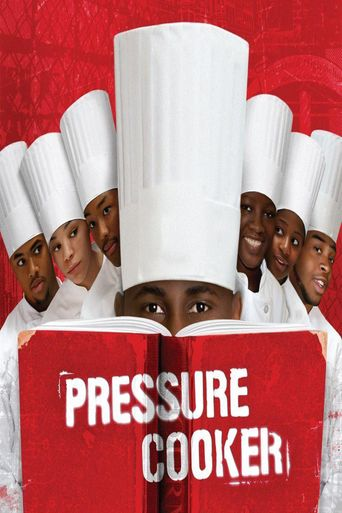 Pressure Cooker Poster