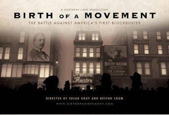 Birth of a Movement Poster
