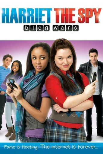 Watch Harriet the Spy: Blog Wars