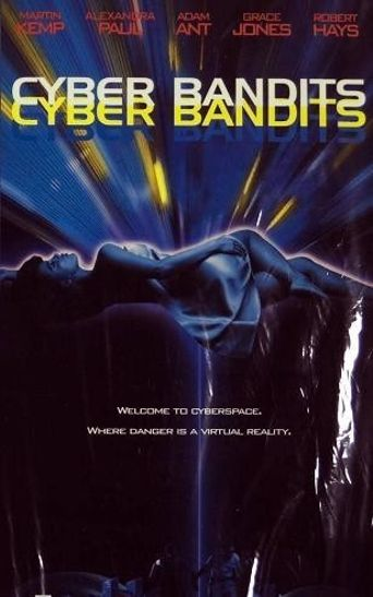 Cyber Bandits Poster