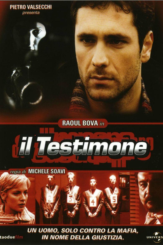 Il testimone Poster