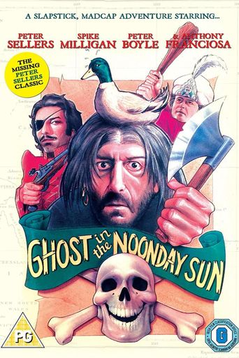 Ghost in the Noonday Sun Poster