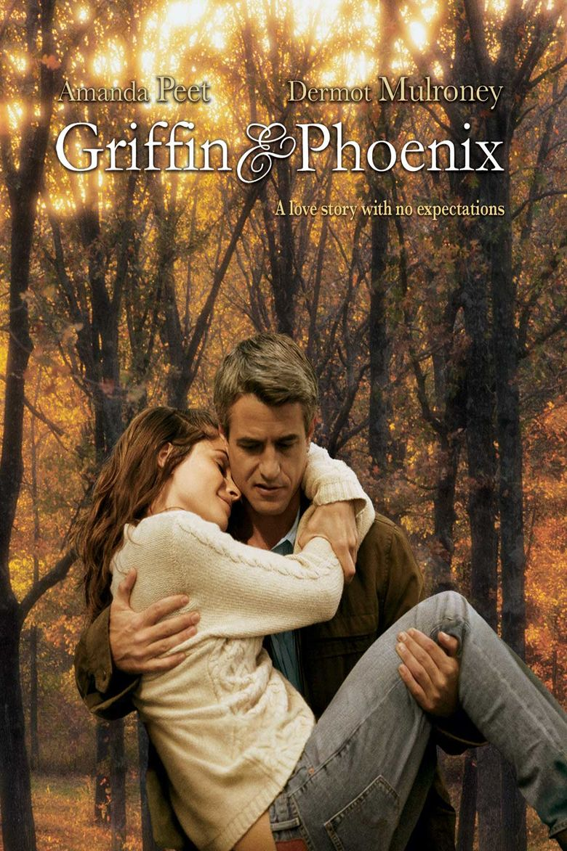 Griffin & Phoenix Poster