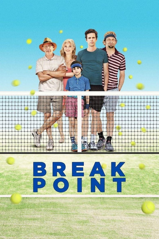 Break Point Poster