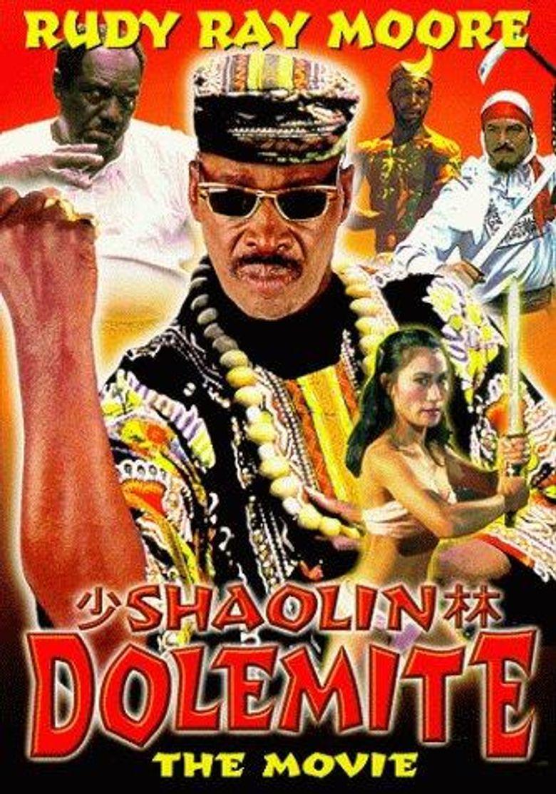 Shaolin Dolemite Poster