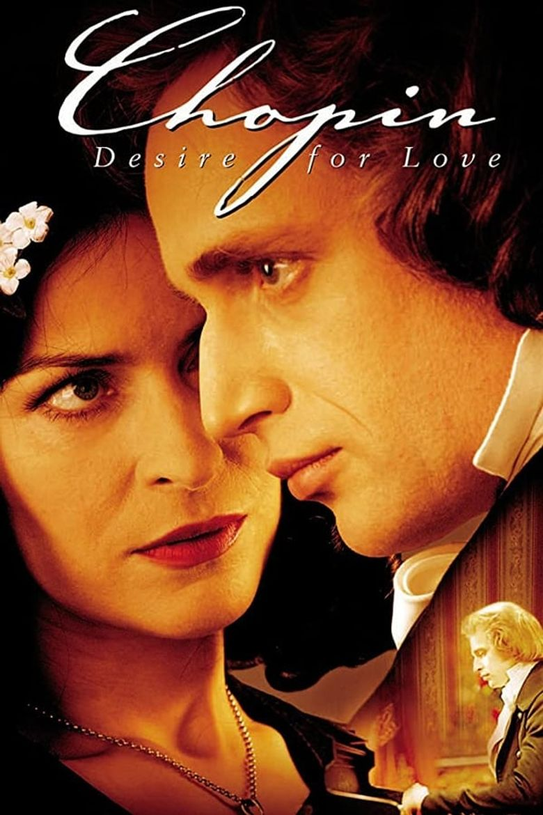 Chopin: Desire for Love Poster
