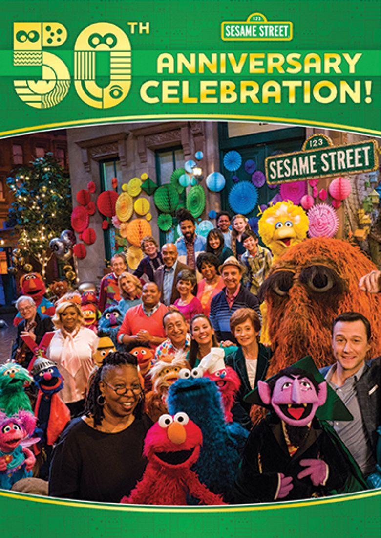 Sesame Street: 50th Anniversary Celebration! Poster