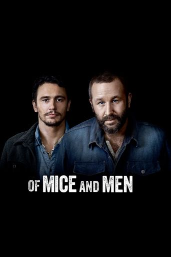 National Theater Live: Of Mice and Men Poster