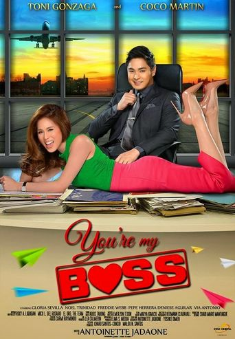 You're My Boss Poster