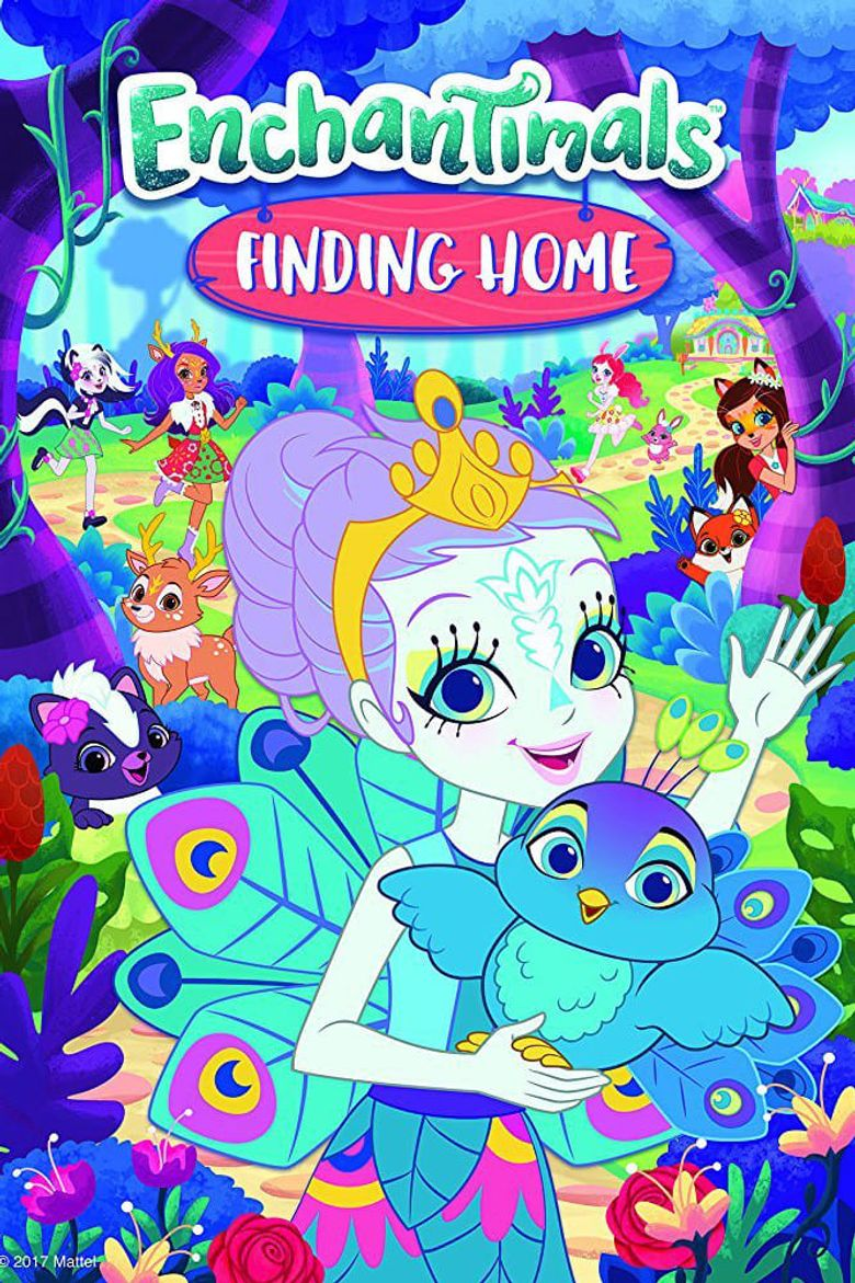 Enchantimals, Finding Home Poster