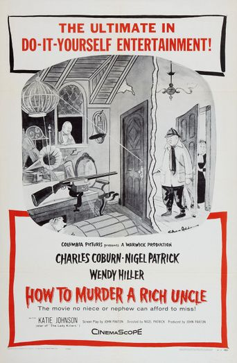 How to Murder a Rich Uncle Poster
