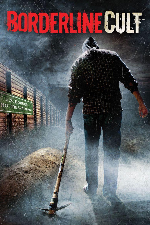 Borderline Cult Poster