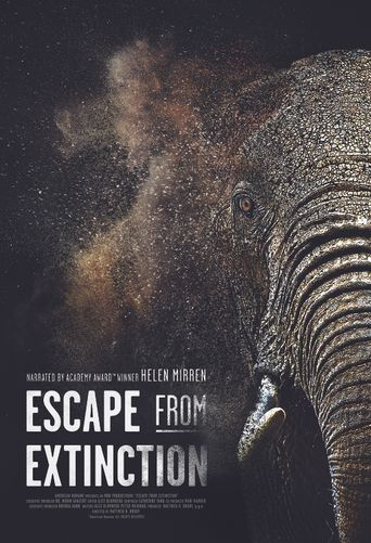 Escape from Extinction Poster