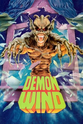 Demon Wind Poster