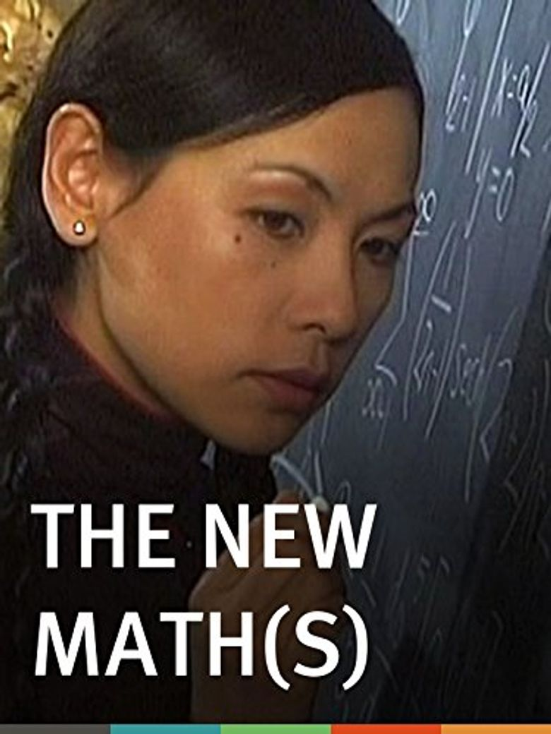 The New Math(s) Poster