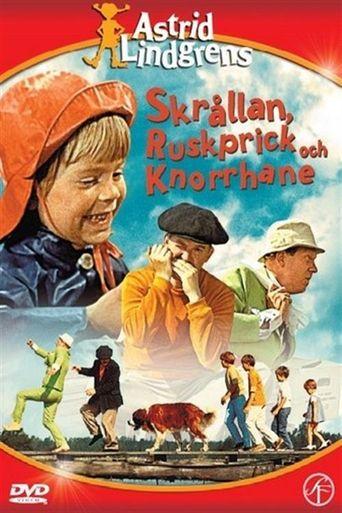 Skrållan, Ruskprick och Knorrhane Poster