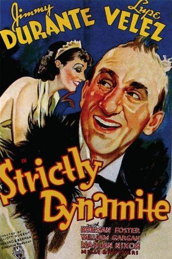 Strictly Dynamite Poster