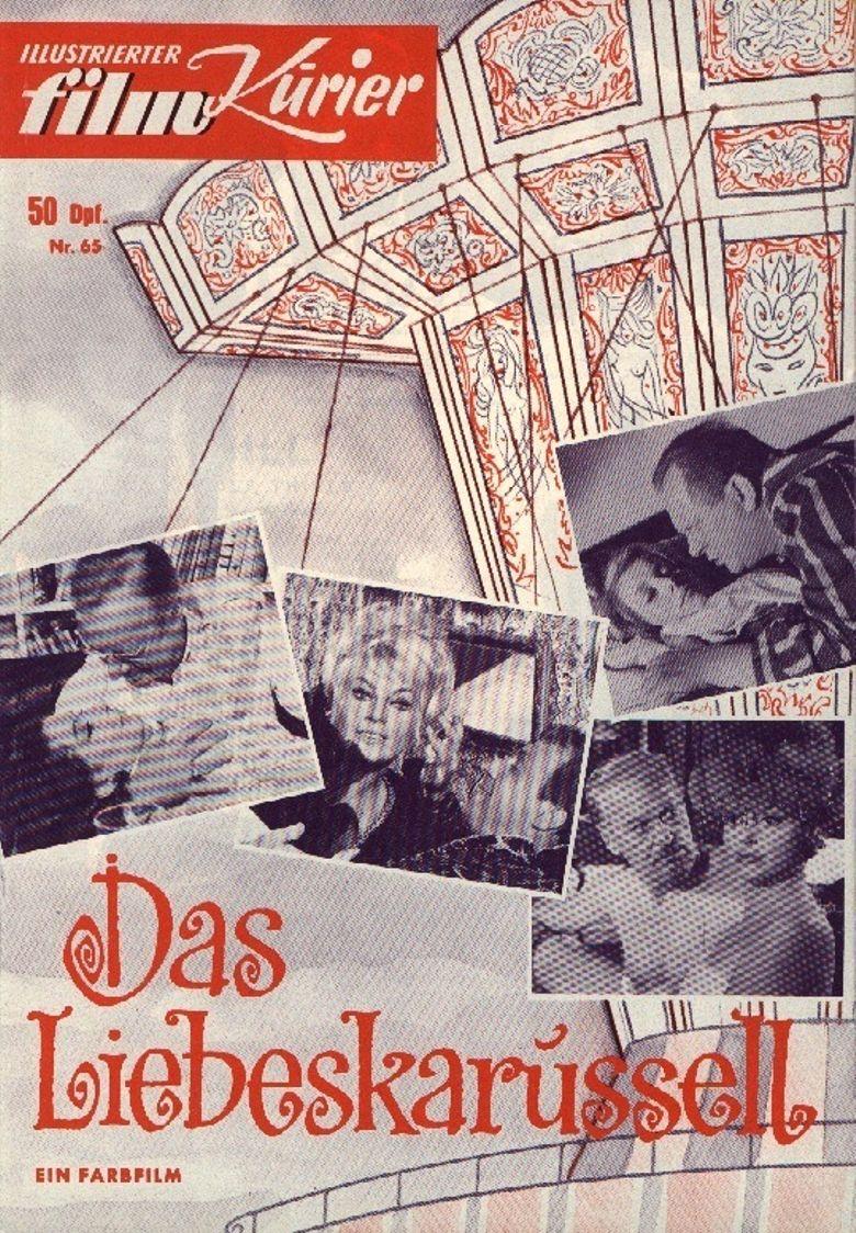 Das Liebeskarussell Poster