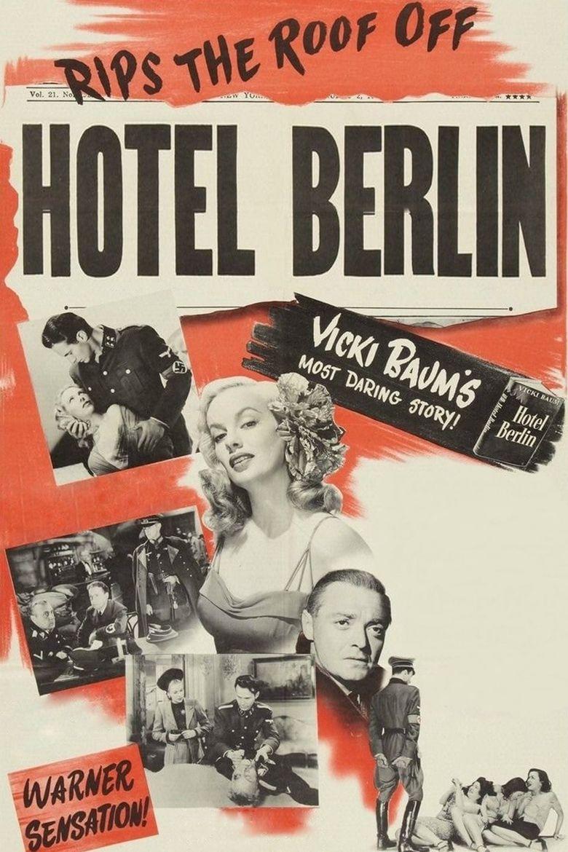 Hotel Berlin Poster