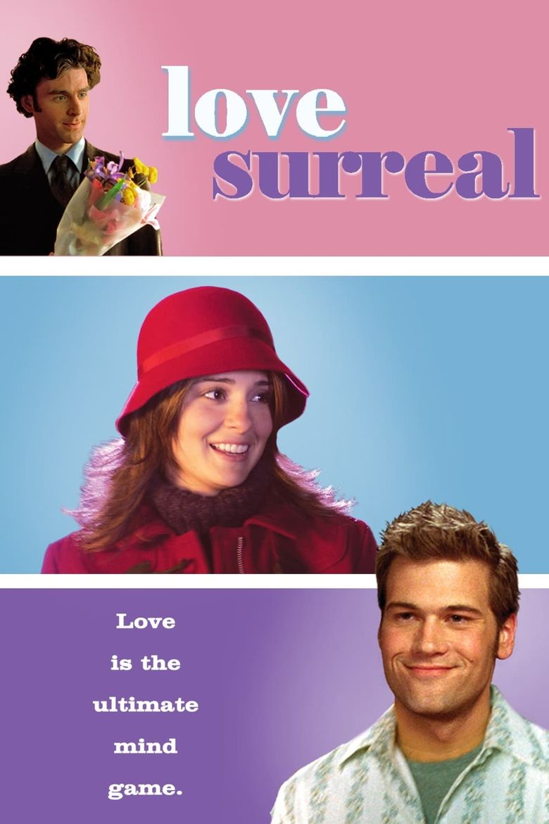Love Surreal Poster