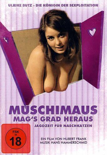 Muschimaus mag's grad heraus Poster